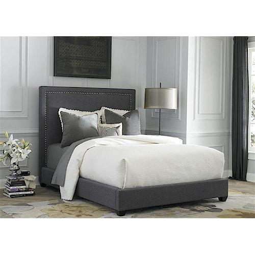 Liberty Furniture Upholstered Beds King Upholstered Panel Bed