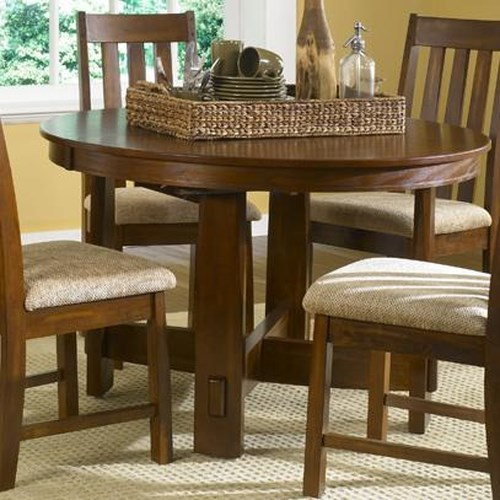 Liberty Furniture Urban Mission Leg Table