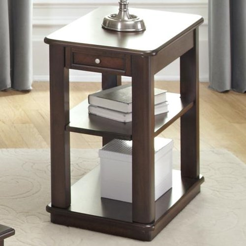 Liberty Furniture Wallace Casual Chairside Table