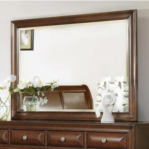 Lifestyle 1192 Transitional Dresser Mirror Landscape