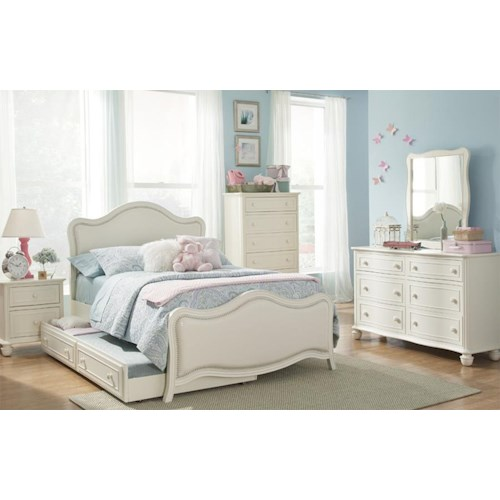 Lifestyle Daydreams 3-Piece Full Bedroom Set