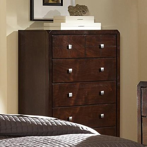 Lifestyle 2180A Chest w/ Drawers