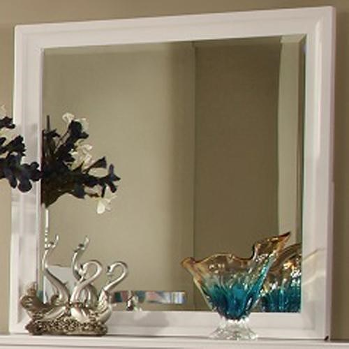 Lifestyle 4135A Mirror with Hardware