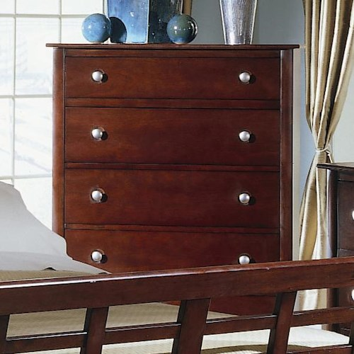 Lifestyle 4141 Five Drawer Chest