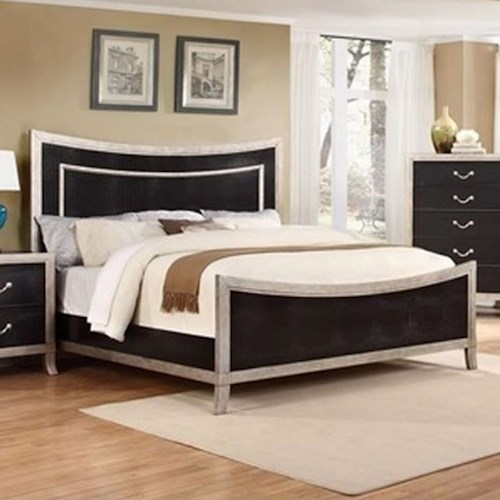 Lifestyle Natalia King Bed