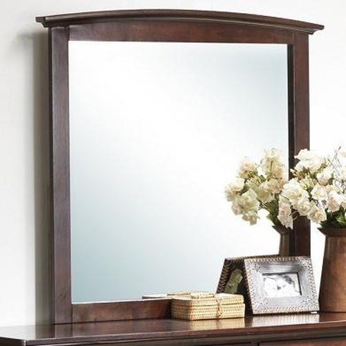 Lifestyle C3136A Bedroom Transitional Vertical Mirror