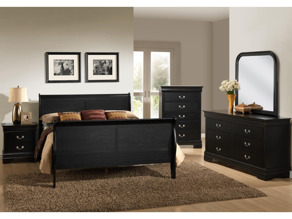 Lifestyle Bedroom Furniture Lifestyle C5934 Night Stand W 2 Drawers Royal Furniture Night