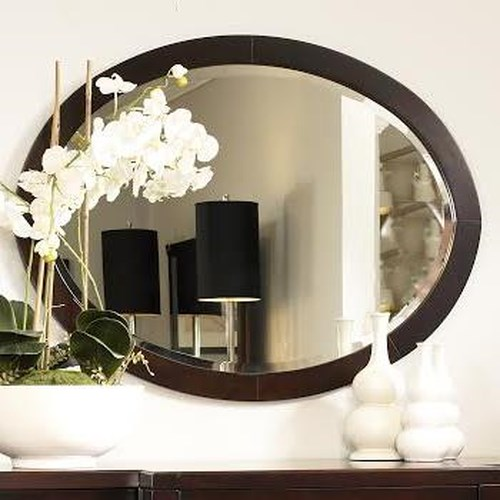 Ligna Furniture Port Oval Mirror