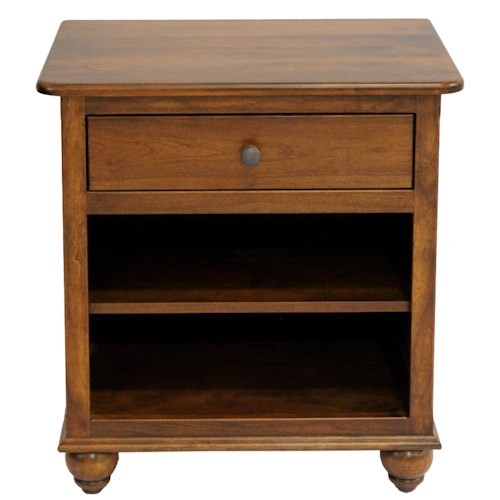 L.J. Gascho Furniture Covington Nightstand