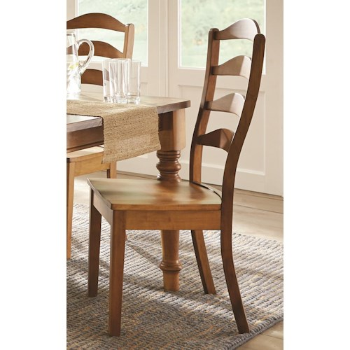 L.J. Gascho Furniture Colfax Side Chair