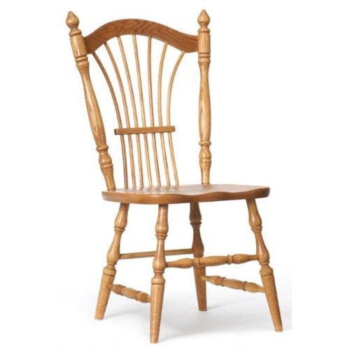 American Amish Solid Wood Dining Sets Wheatland Solid Wood Dining Side Chair