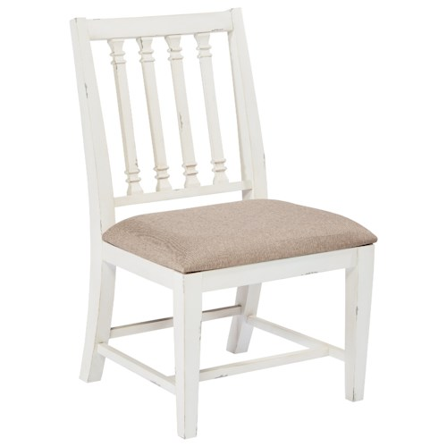Magnolia Home by Joanna Gaines Traditional Revival Side Chair