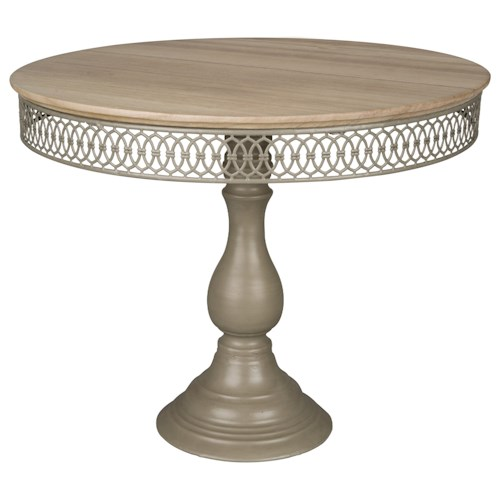 Magnolia Home by Joanna Gaines Accessories Filigree Dessert Pedestal Large