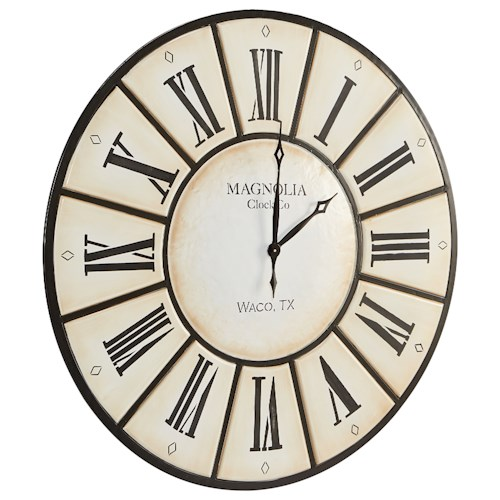 Magnolia Home by Joanna Gaines Accessories Village Clock