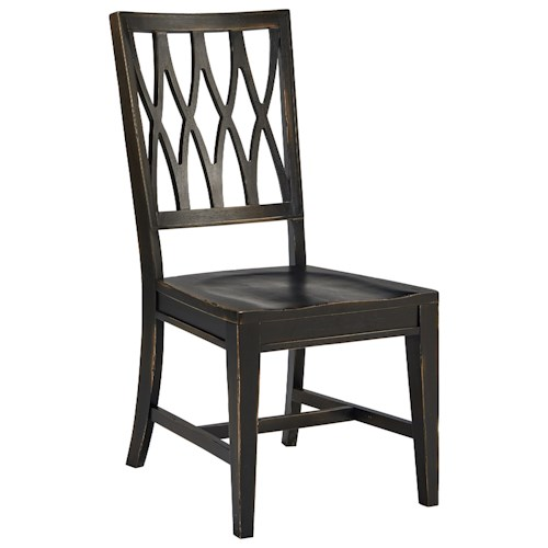Magnolia Home by Joanna Gaines French Insipired Camden Dining Side Chair