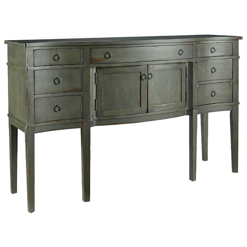 Magnolia Home by Joanna Gaines Traditional Traditional Sheraton Sideboard