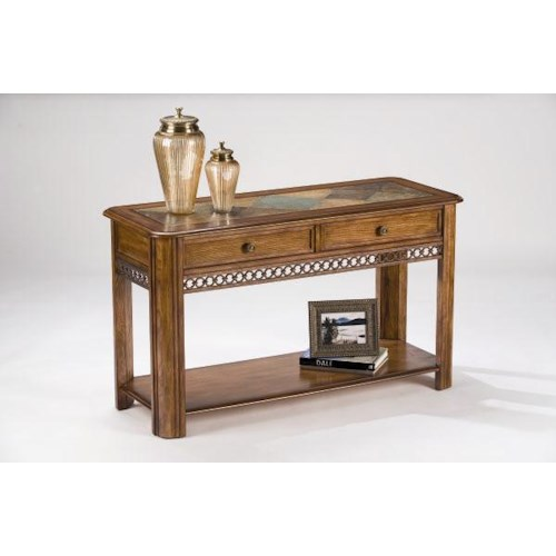Magnussen Home Madison  Rectangular Sofa Table