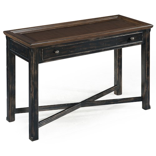 Magnussen Home  Clanton Rectangular Sofa Table w/ Drawer
