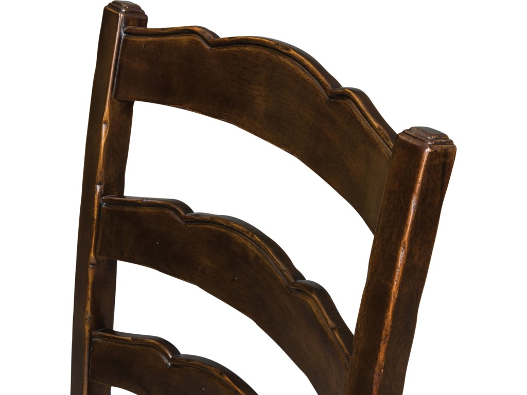 Ladder Chair Back