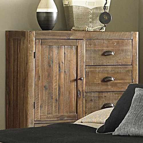 Magnussen Home  River Ridge Solid Wood Chest of Drawers