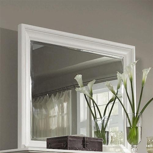 Magnussen Home Ashby Wide Landscape Mirror