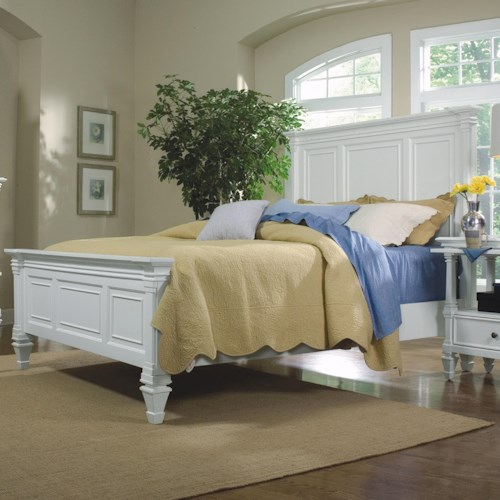 Magnussen Home Ashby Full Panel Bed
