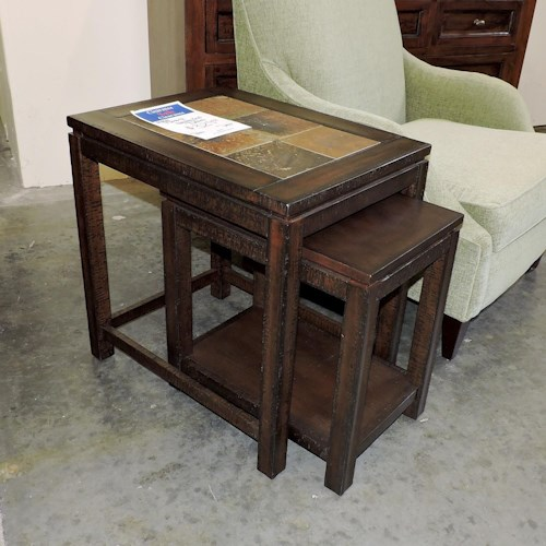 Belfort Select Clearance Nesting Table