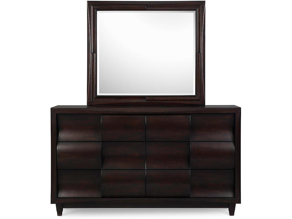 Shown with Coordinating Dresser Mirror