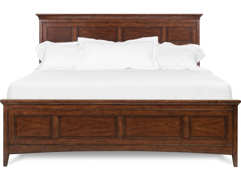 Magnussen Home Harrison King Panel Bed Gill Brothers Furniture