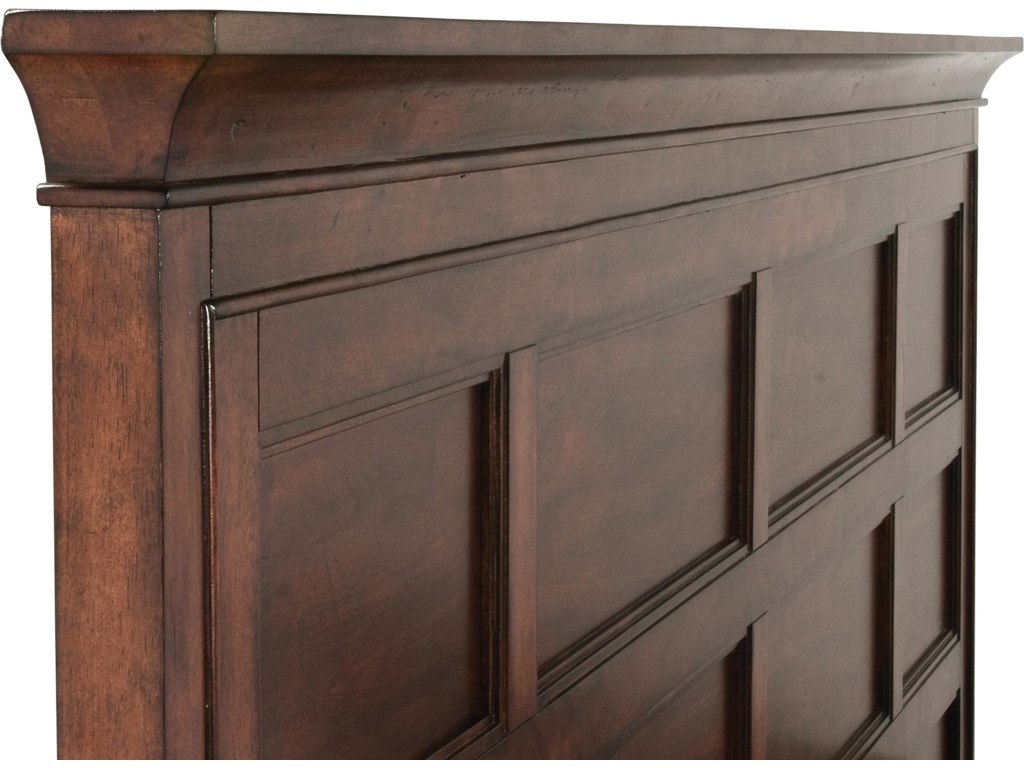 Magnussen Harrison Bedroom Furniture Magnussen Home Harrison King Panel Bed Gill Brothers Furniture