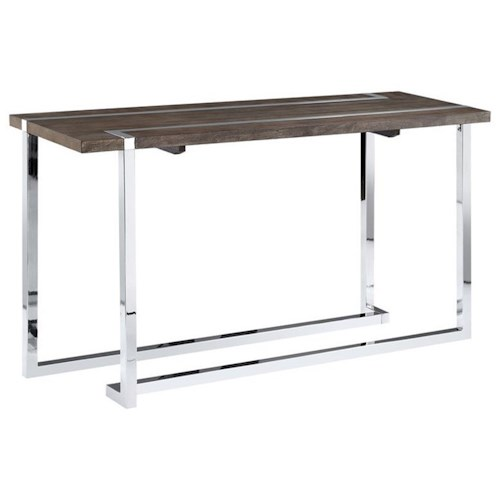 Magnussen Home Kieran T4215 Rectangular Sofa Table