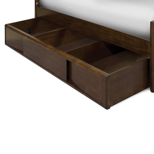 Next Generation by Magnussen Twilight  Storage Trundle with Layered Panel Detail