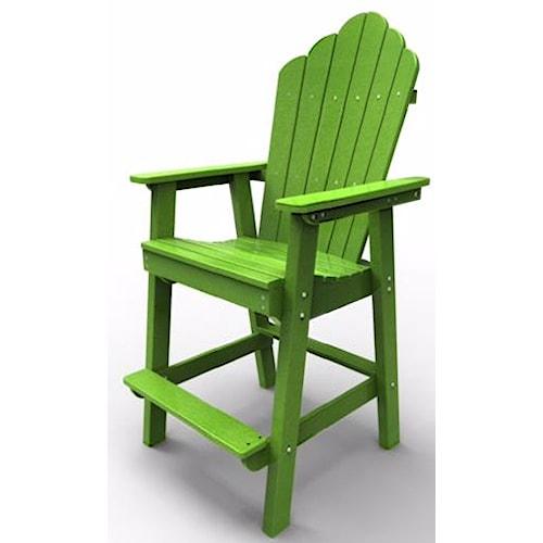 Malibu Outdoor Living Malibu Outdoor Furniture Outdoor Bar Chair