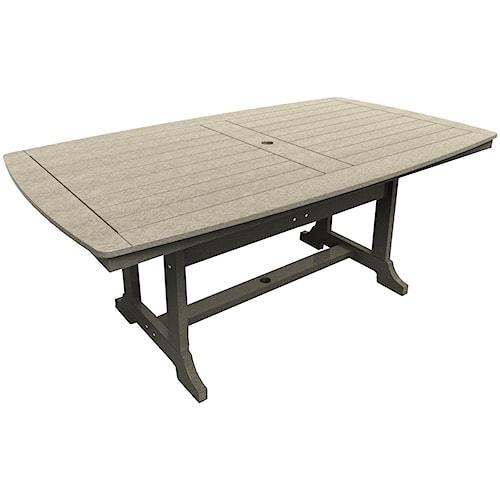 Malibu Outdoor Living Malibu Outdoor Furniture Napa Dining Table