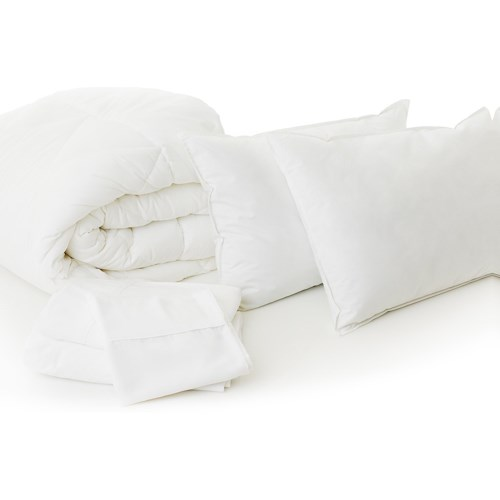 Malouf Bed in a Bag Full Bed in a Bag