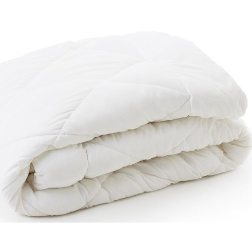 Malouf Down Alternative Microfiber Twin Down Alternative Microfiber Comforter