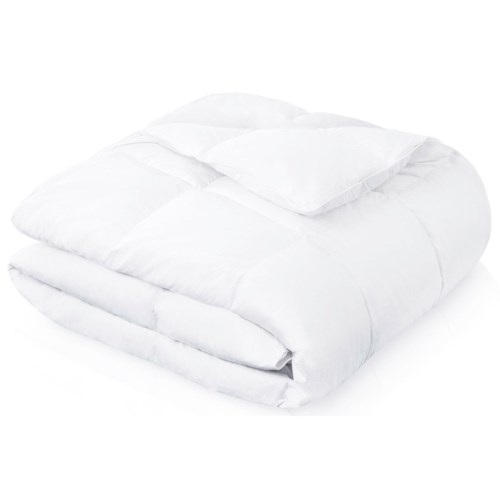 Malouf Down Blend Queen Down Blend Comforter