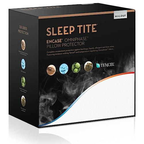Malouf Encase Omniphase Standard Encase Omniphase Pillow Protector