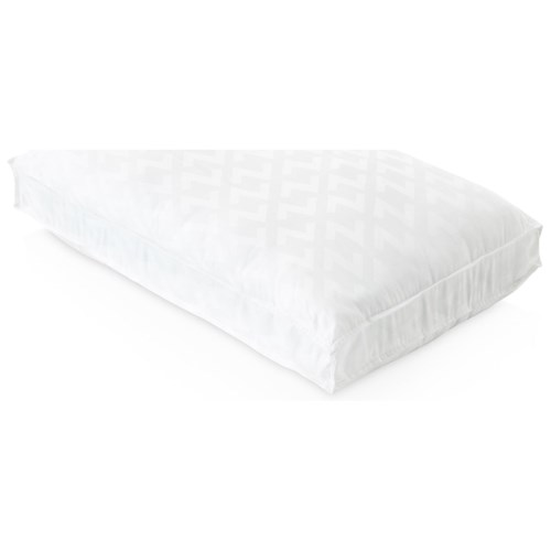 Malouf Gel Convolution™ Standard Gel Convolution™ High Loft Pillow