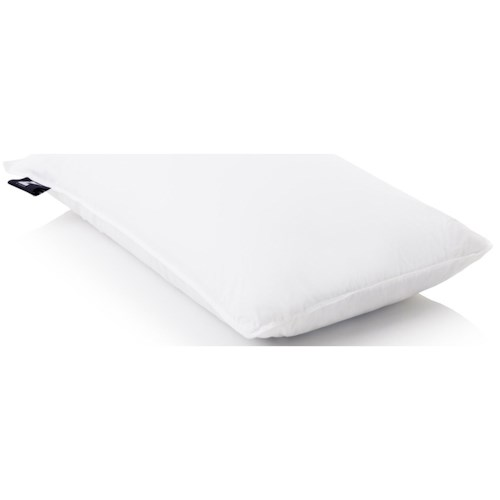Malouf Gelled Microfiber and Gel Dough Standard Gelled Microfiber + Gel Dough Layer Pillow