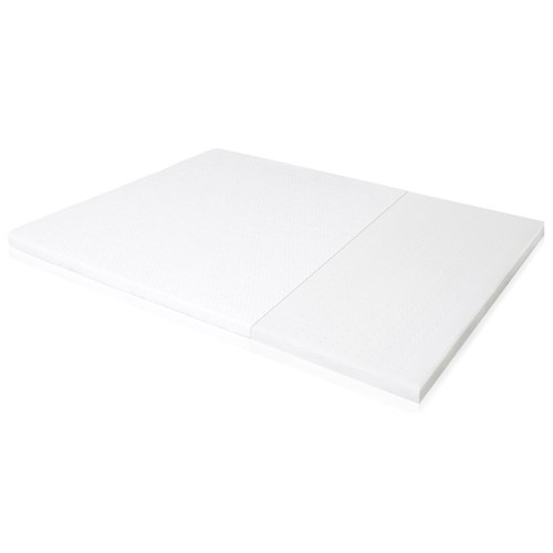 Malouf Latex Foam Twin XL 2