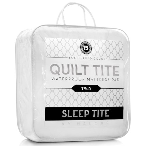 Malouf Quilt Tite Twin Quilt Tite Mattress Protector