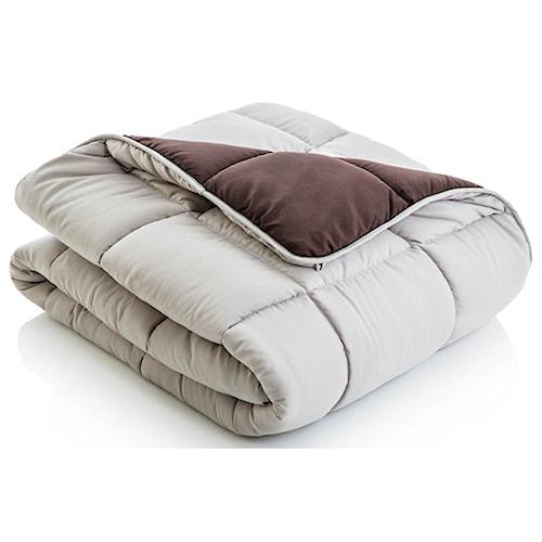 Malouf Reversible Bed in a Bag Split Queen Reversible Bed in a Bag