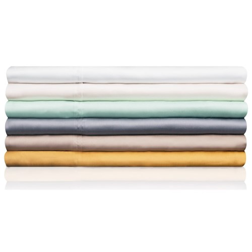 Malouf TENCEL® Split Cal King Woven™ TENCEL® Sheet Set
