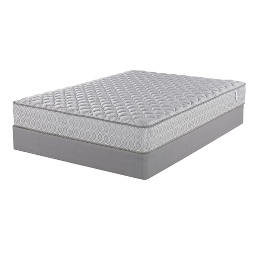 Mattress 1st Brynn 2015 Twin Cushion Firm Mattress and 9
