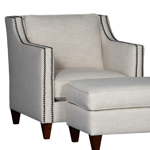 Mayo 6170 Contemporary Lounge Chair
