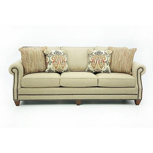 Mayo Runabe Sofa Ivan Smith Furniture Conversation Sofas