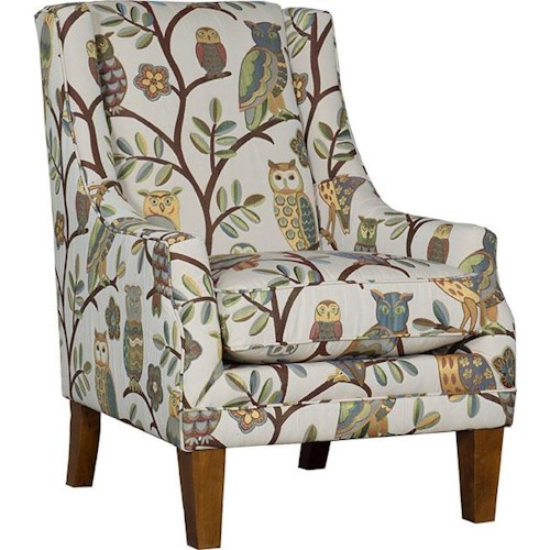 Mayo Wise Guy Wiseau Chair