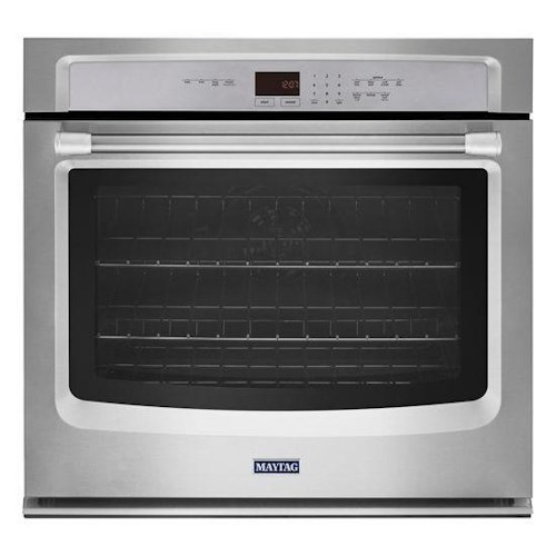 Maytag Built-In Electric Single Oven 30-Inch Single Built-In Oven with EvenAir™ True Convection