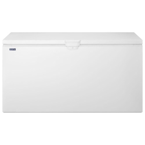 Maytag Chest Freezers 22 Cu. Ft. Chest Freezer with Door Lock
